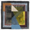 2006, collage and mixed media on paper, 25 3/8 x 26 in./64 x 66 cm.