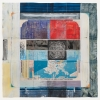 2008-2010, collage and mixed media on paper, 27 ½ x 27 ½ in./69.9 x 69.9 cm.